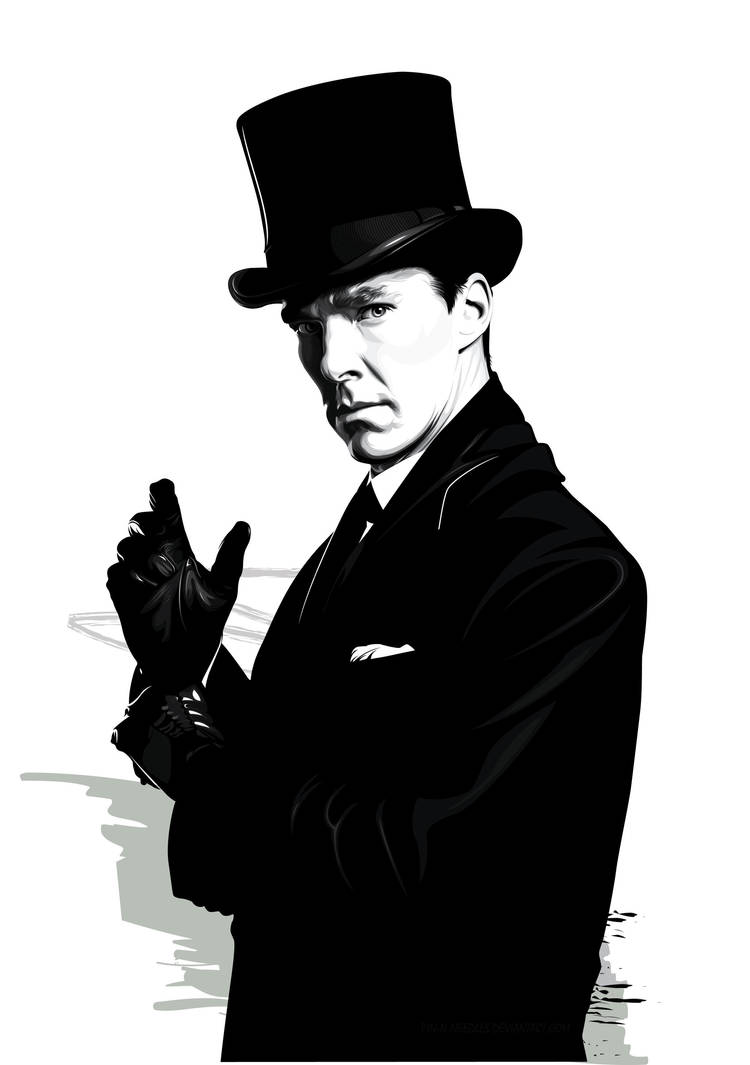 Sherlock by pin-n-needles