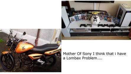 Lombax Problem by LMcIgarets