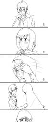 RWBY: Embarrassed by DarleeneTheGenie