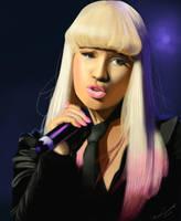 Nicki Minaj by MarcusJay