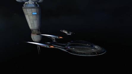 Star Trek A Wolrd Apart Prologue I by Gojifan1987