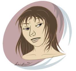 Luna portrait by jasgower