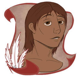 Ian portrait by jasgower