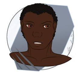 David portrait by jasgower