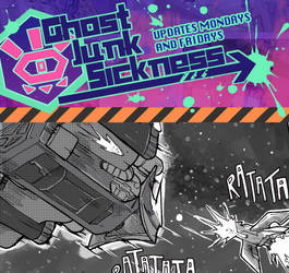 Ghost Junk Sickness CH10-- Page 29 update! by spacerocketbunny