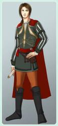 Marius Rydian of Pembroke by NanashiEru