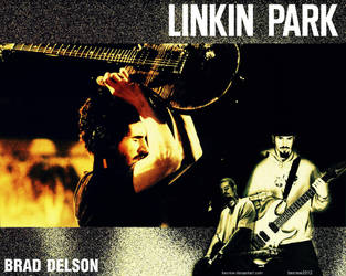 Brad Delson Wallpaper by BeCrew