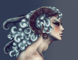 Aries by Romantiquated