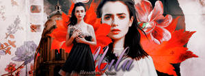 Lily Collins Timeline by blueeffy