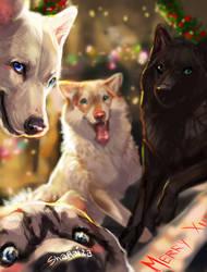Merry Xmas! by Sharaiza