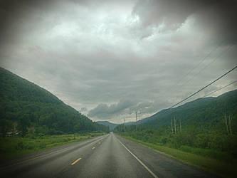 Road to home  by Pinkamena-Diane-Pies
