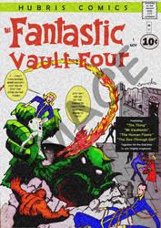 Fantastic Vault Four by Spyritfire