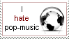 I hate pop-music by Chistokrovka