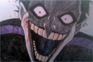 Joker by BloodGrin