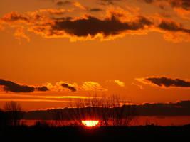 Sunset by Sirroneth