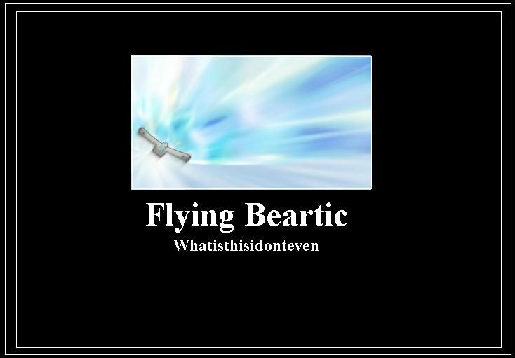Flying Beartic Meme By 42dannybob On Deviantart