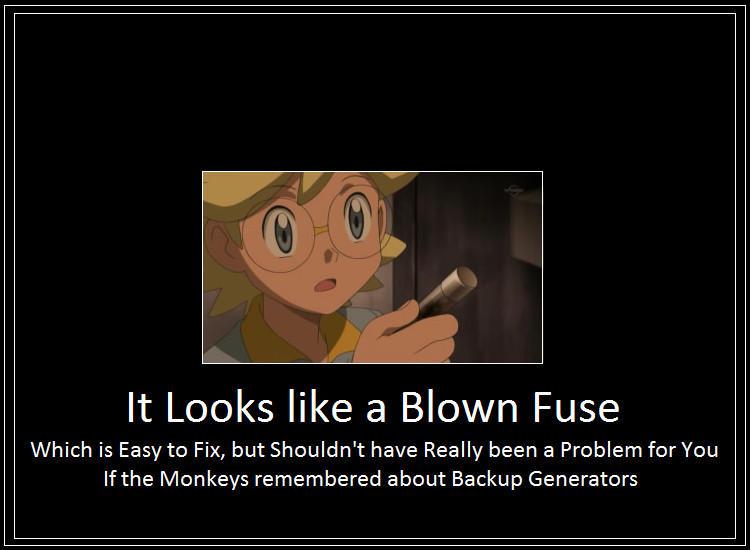 Blown Fuse Meme Electrical Schematic Wiring Diagram