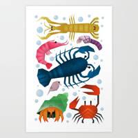Crustaceans by SLOE87