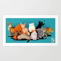 Cats by SLOE87