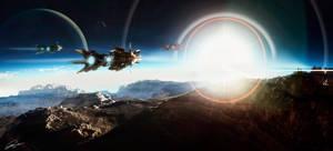 SkyWard Fire 2 by GuilleBot