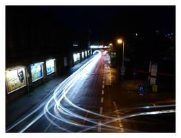 Street Lights II by r0man-de