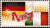 Hetalia GerIta Stamp by kamillyanna
