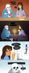 .:UT:. Unintentional Dating by kamillyanna