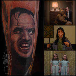 dull boy by jarbaby