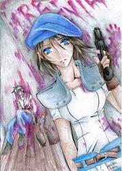 Resident Evil to roberta by danieru
