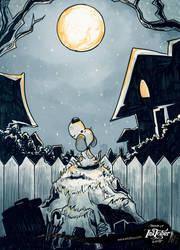 Goodnight Moon by LouisDavilla