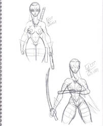 Neith Sketches by Dual-Dragon-005