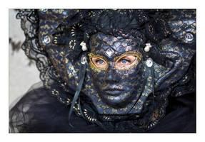 Venetian masks 1 by flemmens