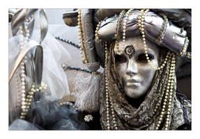 Venetian masks 4 by flemmens
