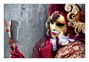 Venetian masks 6 by flemmens