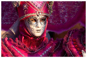 Venice Carnival 2009 - 6 by flemmens