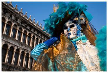 Venice Carnival 2009 - 3 by flemmens