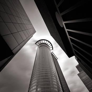 - mainhatten cityscapes III - by SaschaHuettenhain2