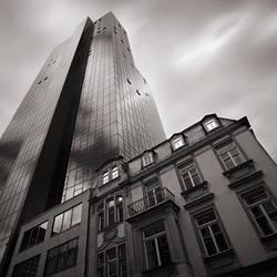 - mainhatten cityscapes VI - by SaschaHuettenhain2