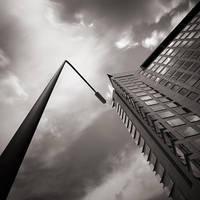 - mainhatten cityscapes VII - by SaschaHuettenhain2