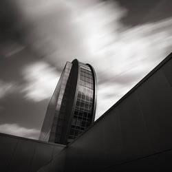 - mainhatten cityscapes X - by SaschaHuettenhain2