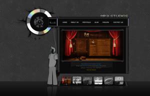 MP3 Studios:: Template by princepal