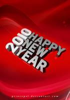 Happy New Year 2010 by princepal