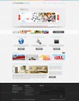 Minimal Think360 Studio Temp by princepal