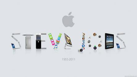 A Tribute To Steve Jobs by princepal