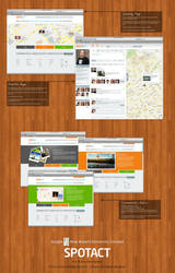 Google Map Based Community Concept - SPOTACT by princepal