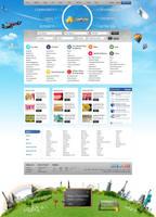Community/Bidding/Classifications Website Design by princepal