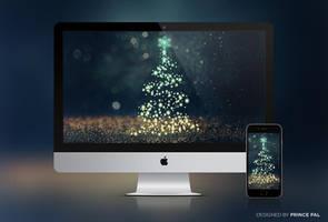 Christmas Wallpaper 2014 By Prince Pal by princepal
