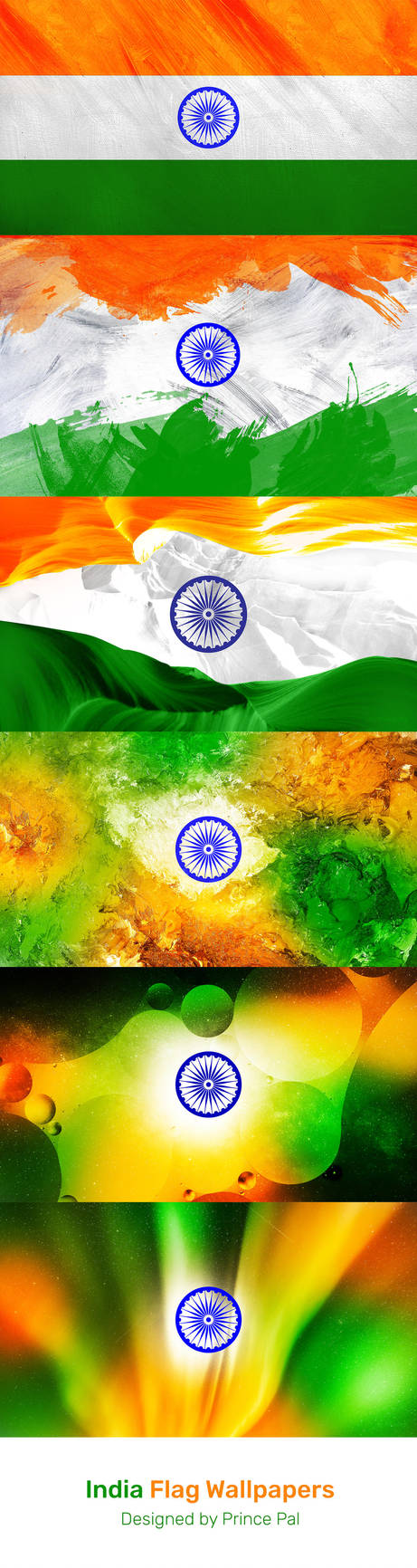 India Flag Wallpapers 2018 by princepal