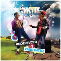 Oktiv mixtape cover by BrettUK