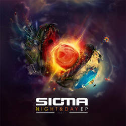 Sigma Night and Day EP by BrettUK